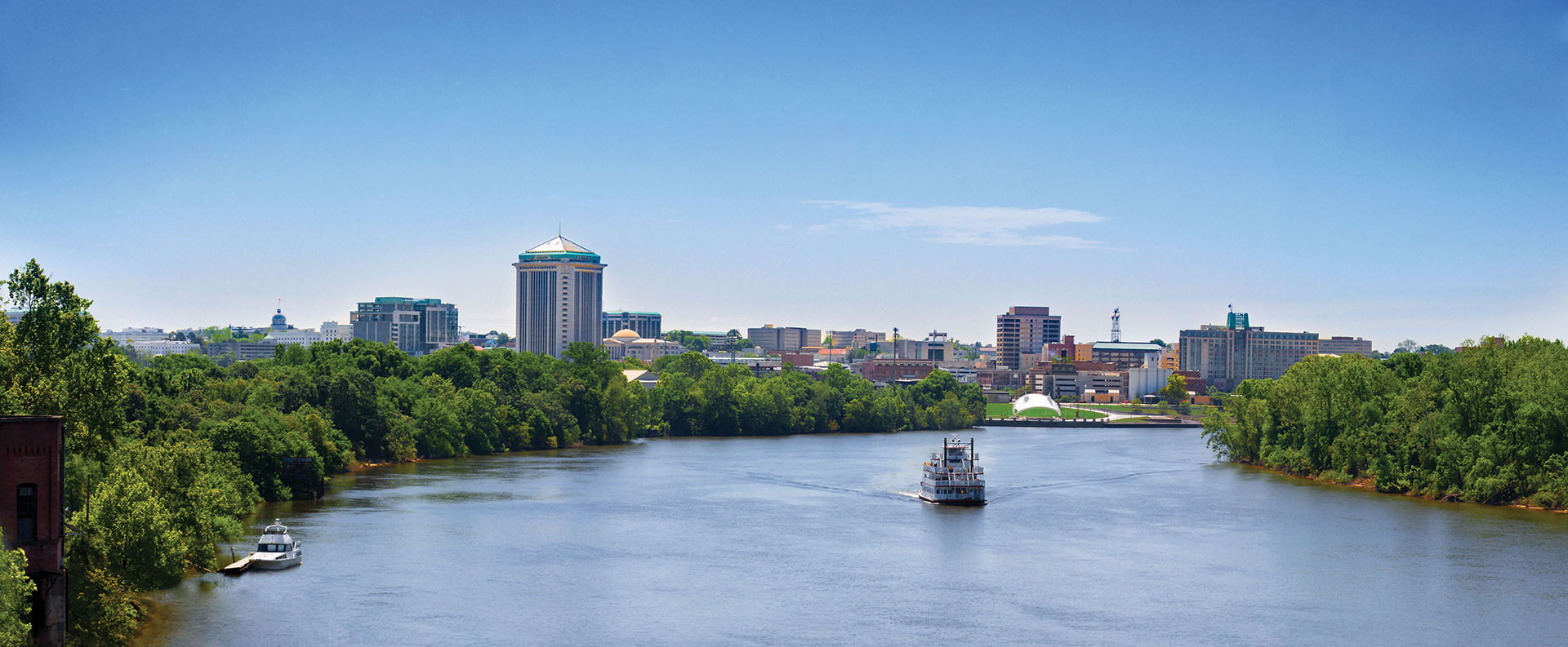 River view of downtown Montgomery 1920 x 783